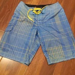 Boys Under Armour Bathing Suit Size 24/8